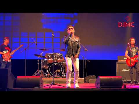 Arnel Pineda Concert In Dubai 2019 (Heaven)