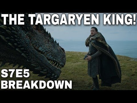 S7E5 Eastwatch: Breakdown - Game of Thrones Season 7 Episode 5