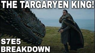 S7E5 Eastwatch: Breakdown - Game of Thrones Season 7 Episode 5