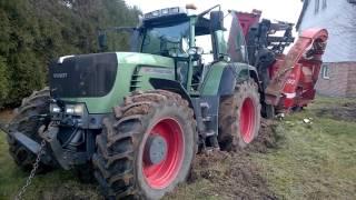 Wpadki maszyn rolniczych i nie tylko.