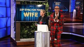 RuPaul and Ellen Host