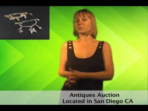 Antiques Auction in San Diego CA