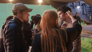 Maze Runner: The Death Cure: Behind the Scenes Movie Broll