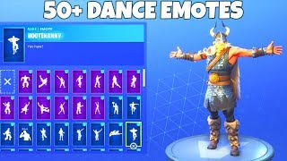 NEW! VIKING (MAGNUS) SKIN WITH 50+ DANCE EMOTES! Fortnite Battle Royale