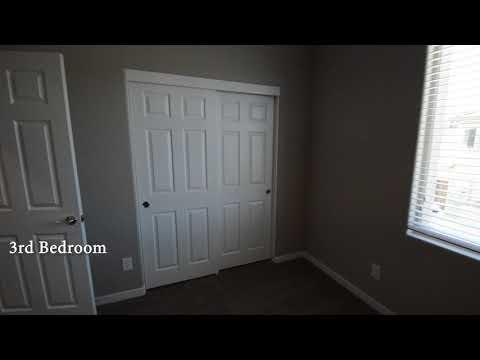 3 bedroom 2.5 bath 2 car garage