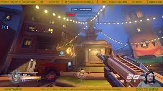 overwatch stream 12-13-18