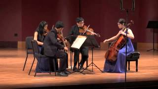 Dvořák: String Quartet in E-flat Major, Op. 51, Movement II