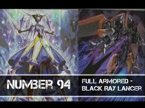 Yugioh Number 94 Crystal Zero the Polar Ice Princess ...