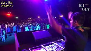 DJ GRV PLAYING HIS OFFICIAL MUSIC (Medicaps University)