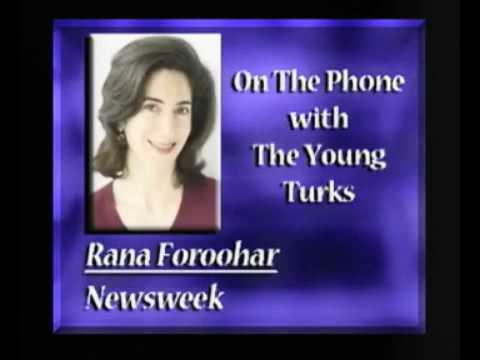 Unemployment & Finance w/ Newsweek's Rana Foroohar