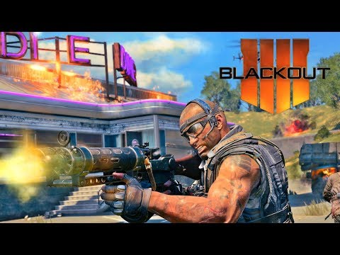 Loot & Kills ★ BLACKOUT Beta ★ Call Of Duty: Black Ops 4 ★ #04 ★ PC Gameplay Deutsch German thumbnail