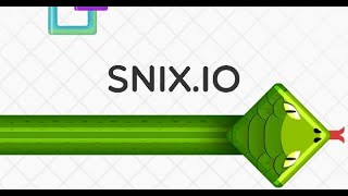 Snix.io Full Gameplay Walkthrough
