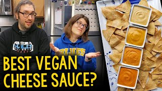 Which Is The Best Vegan Cheese Sauce? (+ Oil-Free Tortilla Chip Recipe)