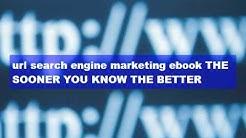 url search engine marketing ebook