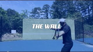 Tennis Lessons: Best Tennis Drill for Practicing Against a Wall/Backboard