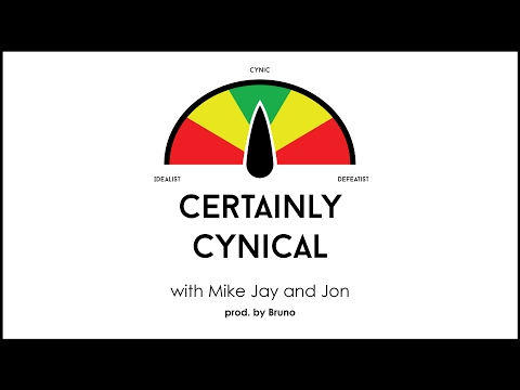 Certainly Cynical Podcast: Episode 12 - Bans, Borders, and Barriers