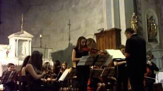 Concerto pour deux mandolines (2 violons) RV 532    A.Vivaldi