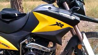 Видео обзор мотоцикла IRBIS XR250R(, 2015-09-24T07:14:20.000Z)