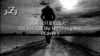 """Download Lagu """"Zai Jian Zhi Shi Mo Sheng Ren"""" ( Cover ) mp3"""