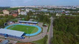 4К Полёт над весенним Красногорском  часть 3