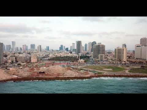The Old Dolphinarium, Tel Aviv, August 2018