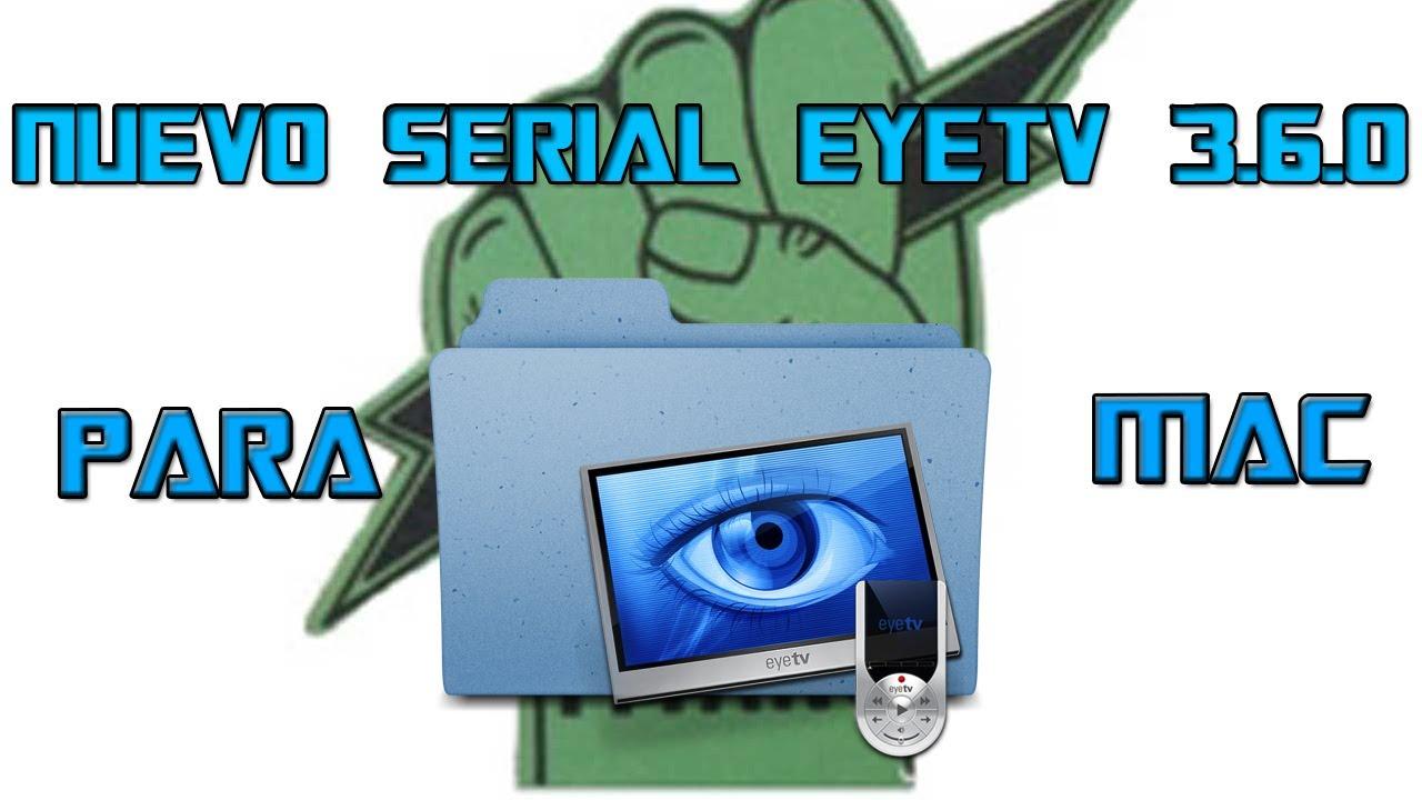 Eyetv Mac Serial - polvresults