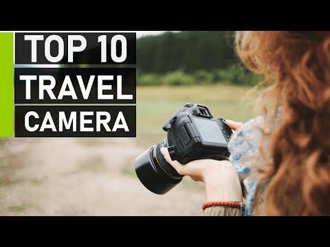 Top 10 Best Travel Cameras for Travel Photography & Vlogging