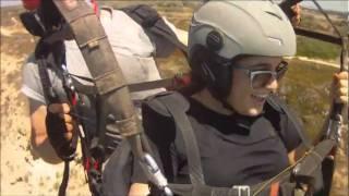 Paragliding Israel Tandem - 7 Winds Paragliding Israel