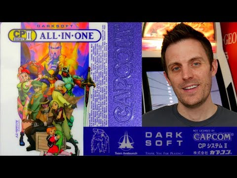 The Arcade Everdrive:  Darksoft