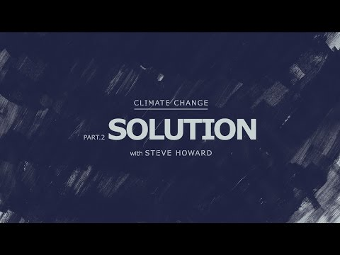 Climate change – Solution