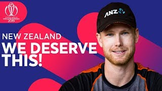 New Zealand: We Deserve This!   Team Feature   ICC Cricket World Cup 2019