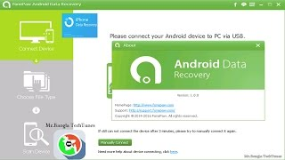 Android Data Recovery Apps install