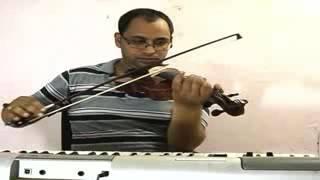 WAPWON COM Easy Violin Tutorial For Beginners In Indian StylePart 2