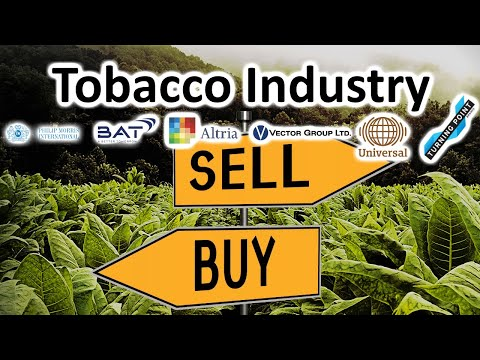 BTI, MO, VGR And UVV Stocks Analysis📈, Is British American Tobacco A BUY? Tobacco Industry Review.