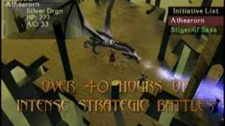 Dungeons & Dragons: Tactics videogame trailer 1