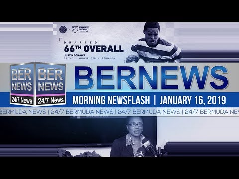 Bernews Newsflash For Wednesday, January 16, 2019