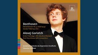 Piano Sonata No. 1 in F Minor, Op. 2, No. 1: III. Menuetto: Allegretto
