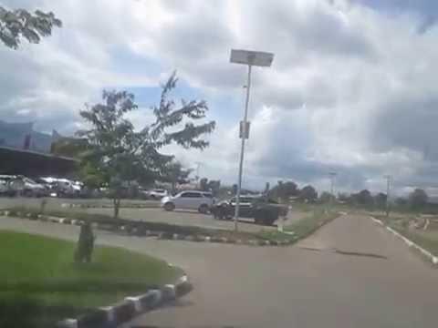 Bandar Udara Kota Atambua- Belu -NTT-INDONESIA