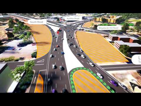 Darlington Upgrade Project - Traffic Switch 4A