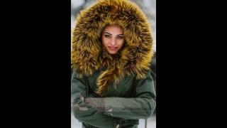 Женская зимняя парка: видео обзор