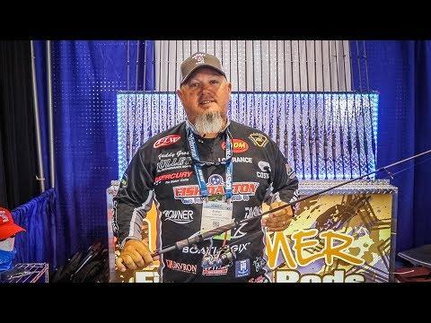 2017 ICAST - Hammer Rods - Buddy Gross