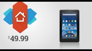 How to Install Nova launcher on Amazon Fire 7/Fire HD 8 [No Root] [FREE]