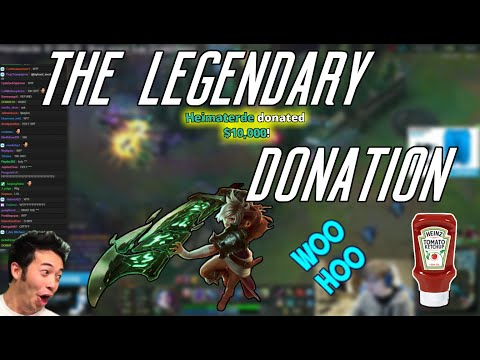 C9 Sneaky | The Legendary Donation