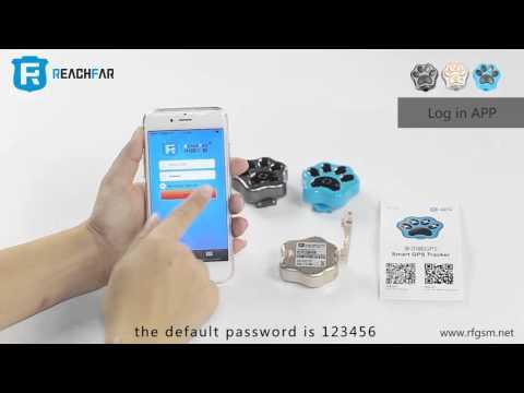 ReachFar's latest iPet GPS tracker Introduction (RF-V30 RF-V32)