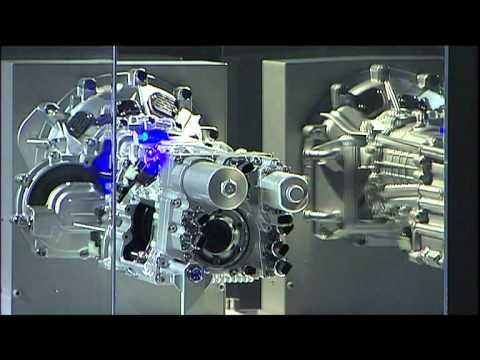 The new Lamborghini V12 Engine