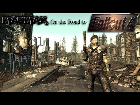 Mad Scion Road to Fallout 4 - 31 days