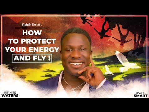 How to Protect Yourself from Negative Energy and Fly!