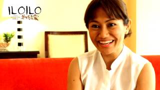 Angeli Bayani on How Her ILOILO Journey Started