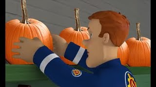 Fireman Sam US 🔥🎃 Pumpkin Rescue | Best Rescue Compilation🎃 🔥Kids Movie