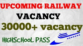 Upcoming Railway Recruitment Notification 2017    30000 vacancy 2017 Video